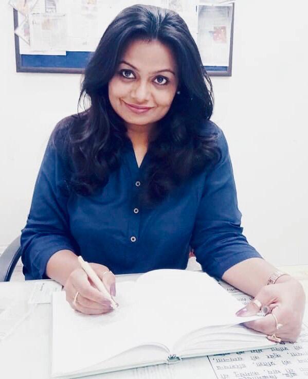 Doç. Dr. Anukrati Sharma